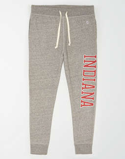 Tailgate Men's Indiana Hoosiers Fleece Sweatpant