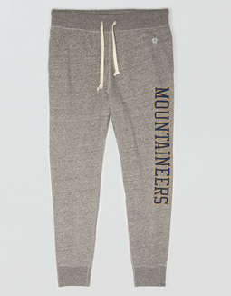Tailgate Men's WVU Mountaineers Fleece Sweatpant