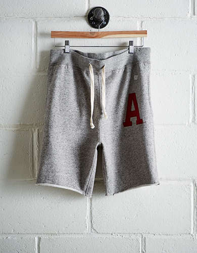 Tailgate Men's Arkansas Cut-Off Fleece Short - Free Returns