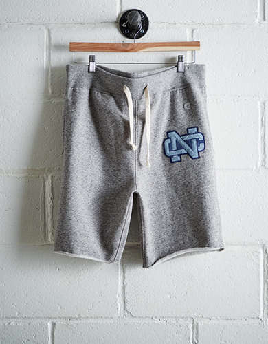 Tailgate Men's UNC Cut-Off Fleece Short - Free Returns