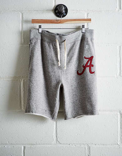 Tailgate Men's Alabama Cut-Off Fleece Short - Free Returns