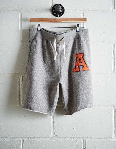 Tailgate Men's Auburn Cut-Off Fleece Short - Free Returns