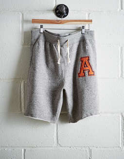 Tailgate Men's Auburn Cut-Off Fleece Short