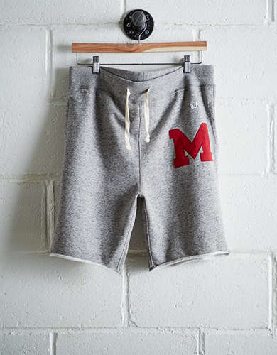 Tailgate Men's Maryland Cut-Off Fleece Short - Free Returns