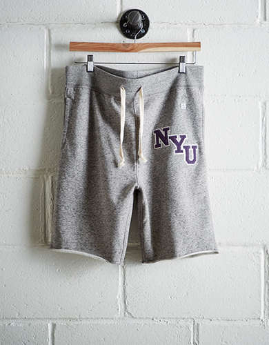 Tailgate Men's NYU Cut-Off Fleece Short - Free returns