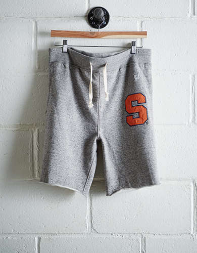 Tailgate Men's Syracuse Cut-Off Fleece Short - Free Returns