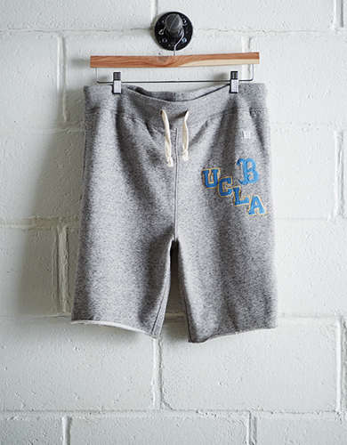 Tailgate Men's UCLA Cut-Off Fleece Short - Free Returns