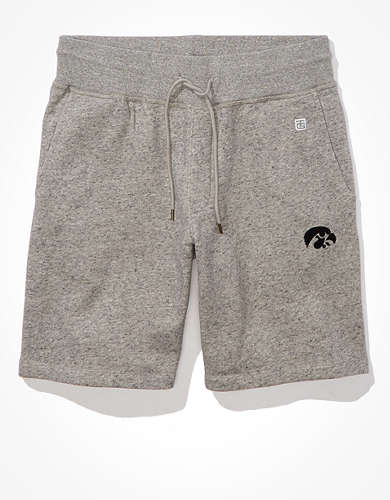 Tailgate Men's Iowa Hawkeyes Fleece Shorts
