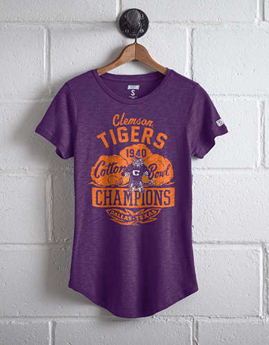 Tailgate Women's Clemson Cotton Bowl T-Shirt -