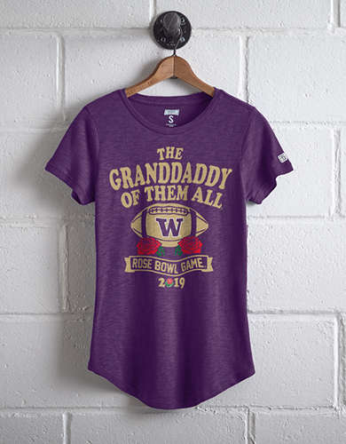 Tailgate Women's Washington Rose Bowl T-Shirt -