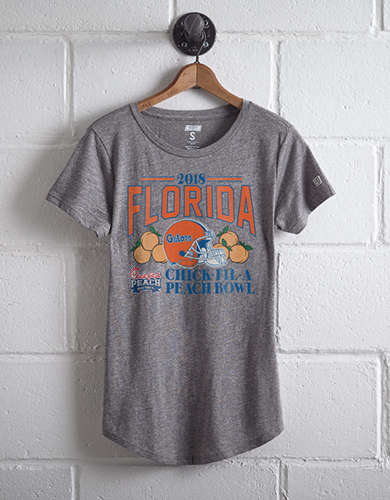 Tailgate Women's Florida Peach Bowl T-Shirt -