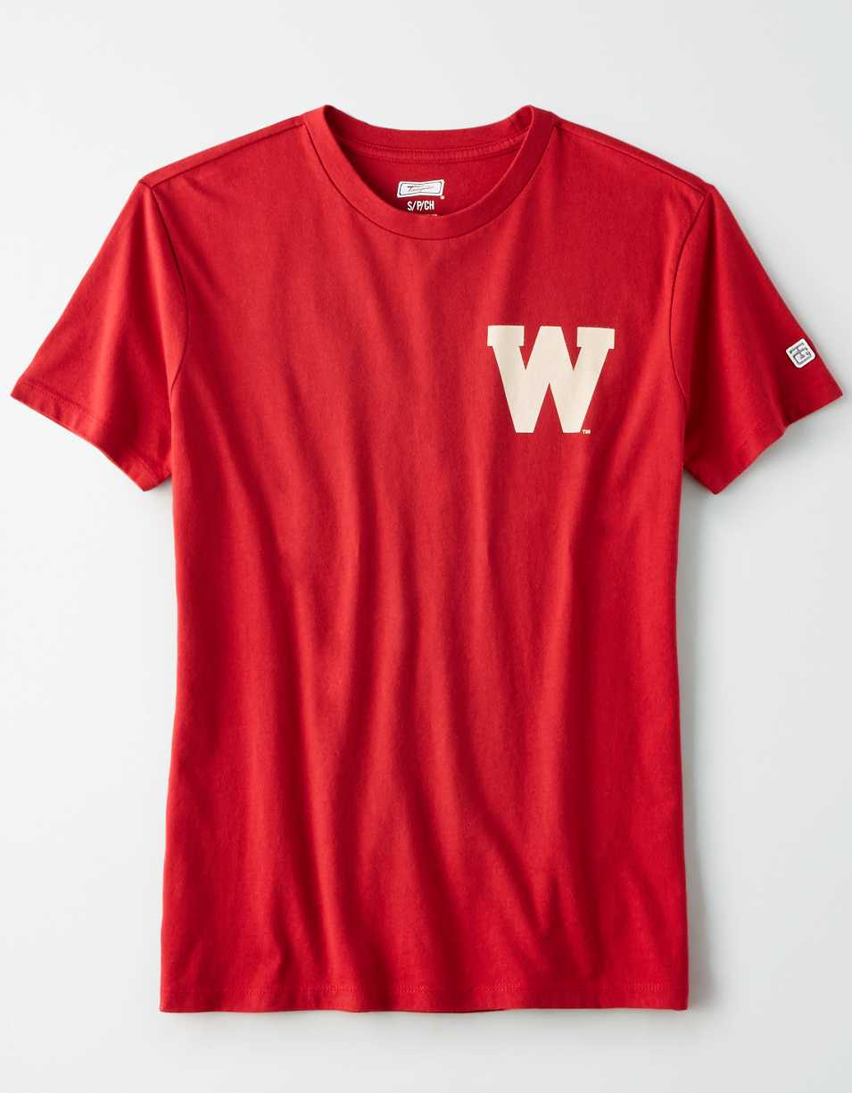 Tailgate Women's Wisconsin Badgers Graphic T-Shirt