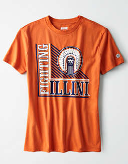 Tailgate Women's Fighting Illini T-Shirt