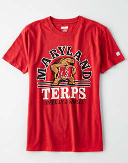 Tailgate Women's Maryland Terrapins Graphic T-Shirt