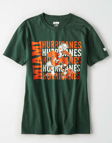 Tailgate Women's Miami Hurricanes T-Shirt