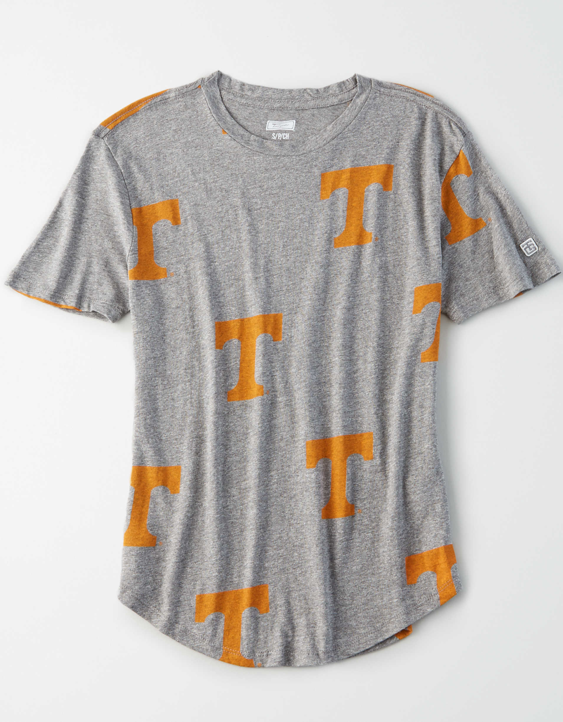 Tailgate Women's Tennessee All-Over Graphic T-Shirt