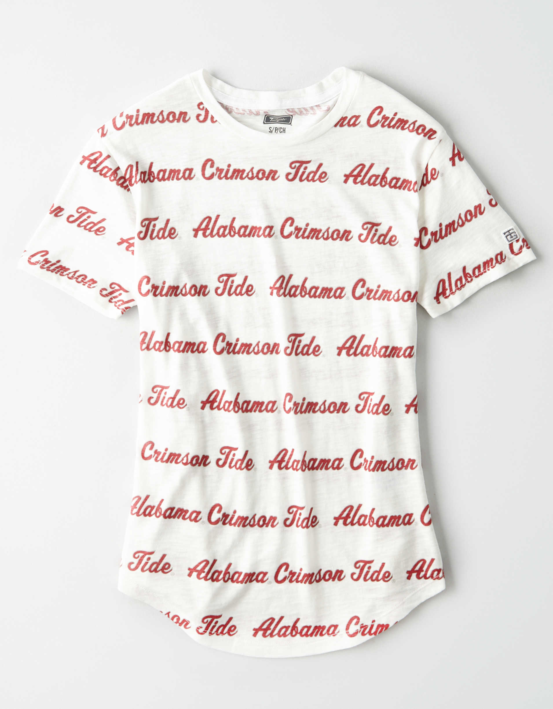 Tailgate Women's Alabama All-Over Graphic T-Shirt