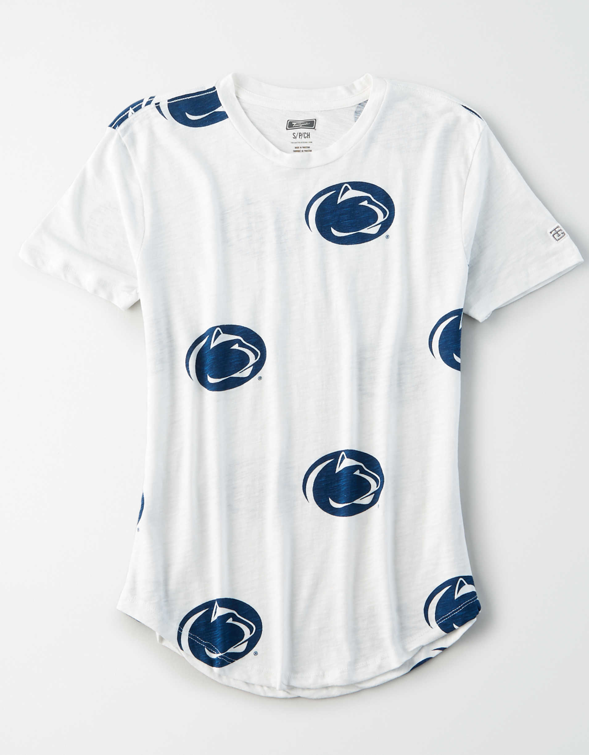 Tailgate Women's Penn State All-Over Graphic T-Shirt