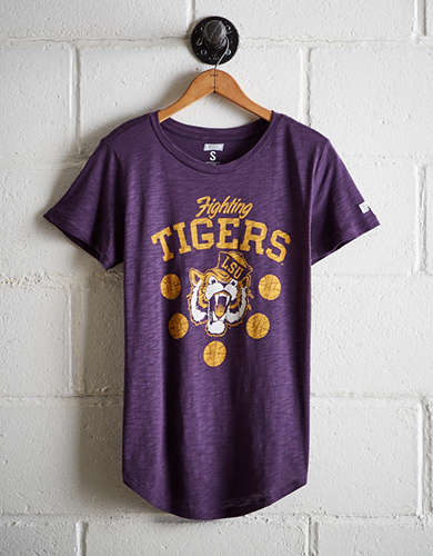 Tailgate Women's LSU Tigers Basketball T-Shirt - Buy One Get One 50% Off