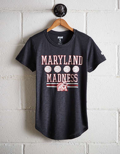 Tailgate Women's Maryland Terrapins Basketball T-Shirt - Buy One Get One 50% Off