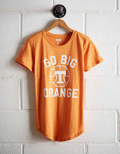 Tailgate Women's Tennessee Volunteers Basketball T-Shirt - Free Returns