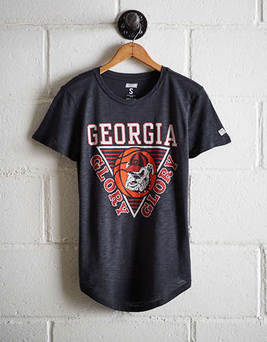 Tailgate Women's Georgia Bulldogs Basketball T-Shirt - Buy One Get One 50% Off