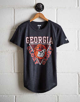 Tailgate Women's Georgia Bulldogs Basketball T-Shirt