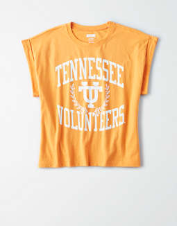 Tailgate Women's Tennessee Rolled Sleeve T-Shirt