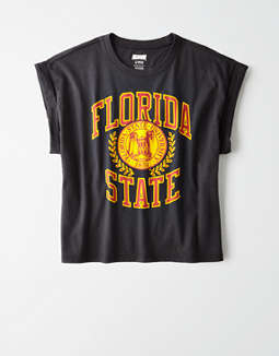 Tailgate Women's Florida State Rolled Sleeve T-Shirt