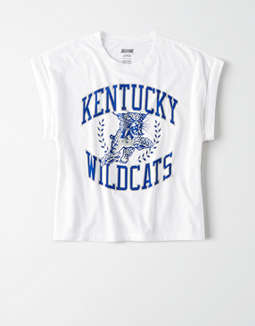 Tailgate Women's Kentucky Rolled Sleeve T-Shirt
