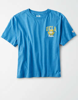 Tailgate Women's UCLA Cropped T-Shirt