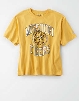 Tailgate Women's Missouri Cropped T-Shirt