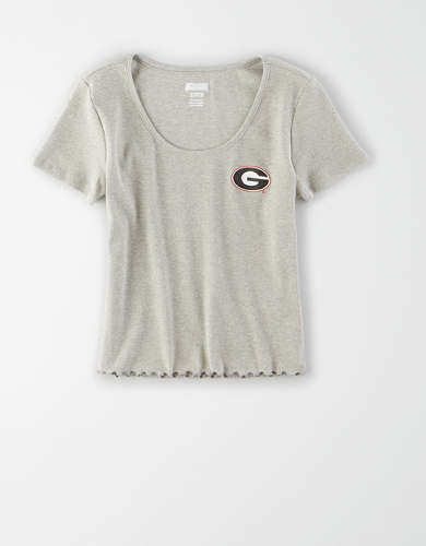 Tailgate Women's Georgia Bulldogs Baby T-Shirt