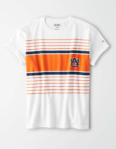 Tailgate Women's Auburn Tigers Rolled Sleeve T-Shirt