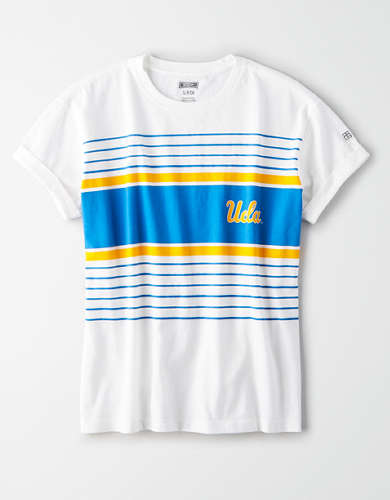 Tailgate Women's UCLA Bruins Rolled Sleeve T-Shirt