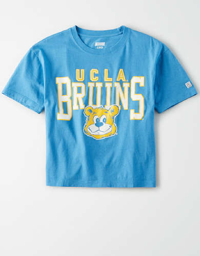 Tailgate Women's UCLA Bruins Cropped T-Shirt