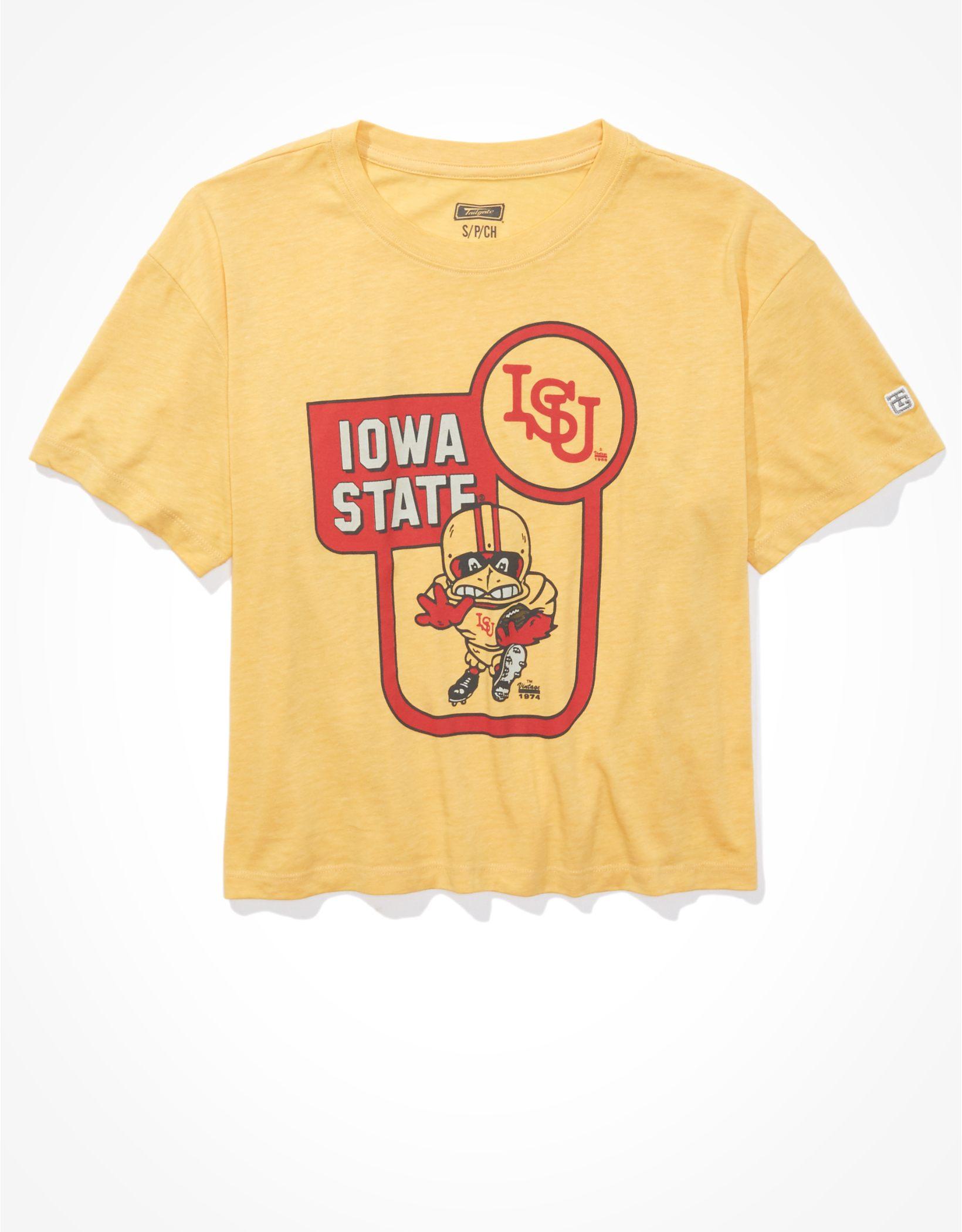 Tailgate Women's ISU Cyclones Retro T-Shirt