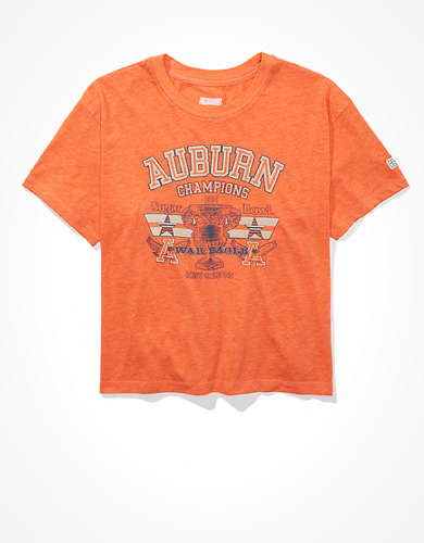 Tailgate Women's Auburn Tigers Retro T-Shirt