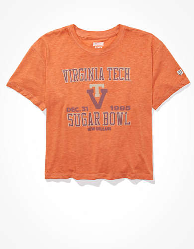 Tailgate Women's Virginia Tech Hokies Retro T-Shirt