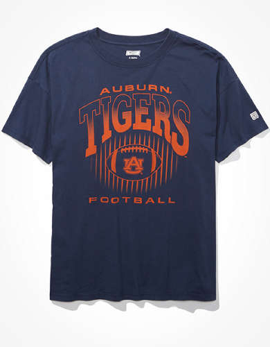 Tailgate Women's Auburn Tigers Oversized T-Shirt