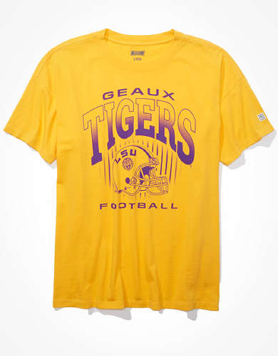 Tailgate Women's LSU Tigers Oversized T-Shirt