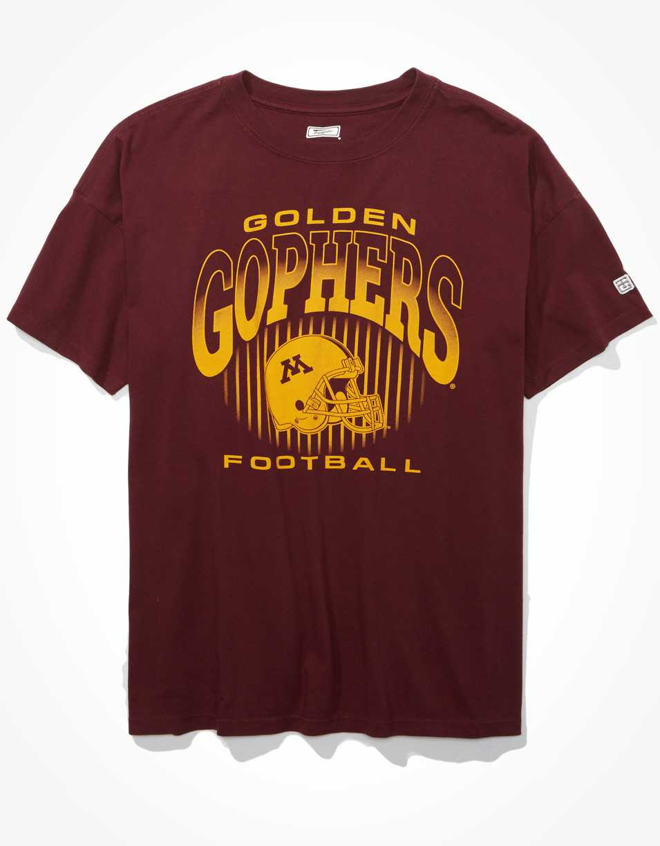 Tailgate Women's Minnesota Gophers Oversized T-Shirt