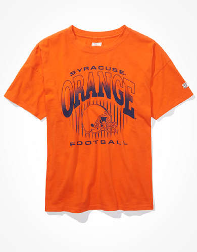 Tailgate Women's Syracuse Orange Oversized T-Shirt