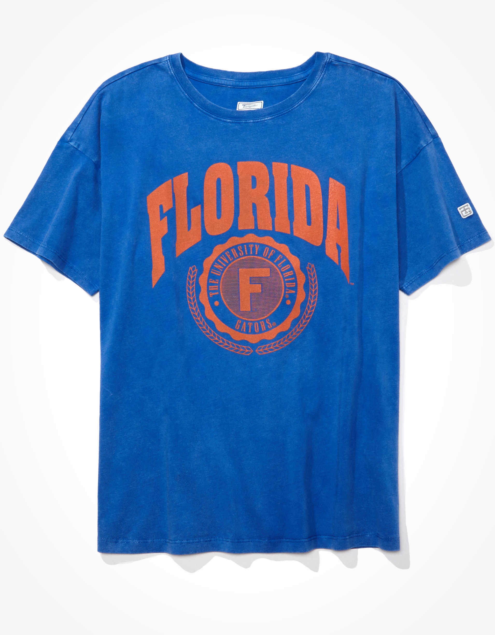 Tailgate Women's Florida Gators Oversized T-Shirt