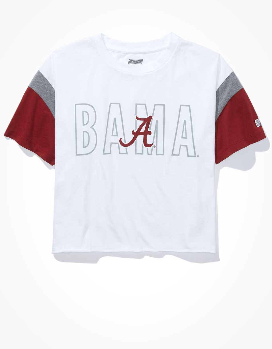 Tailgate Women's Alabama Crimson Tide Colorblock T-Shirt