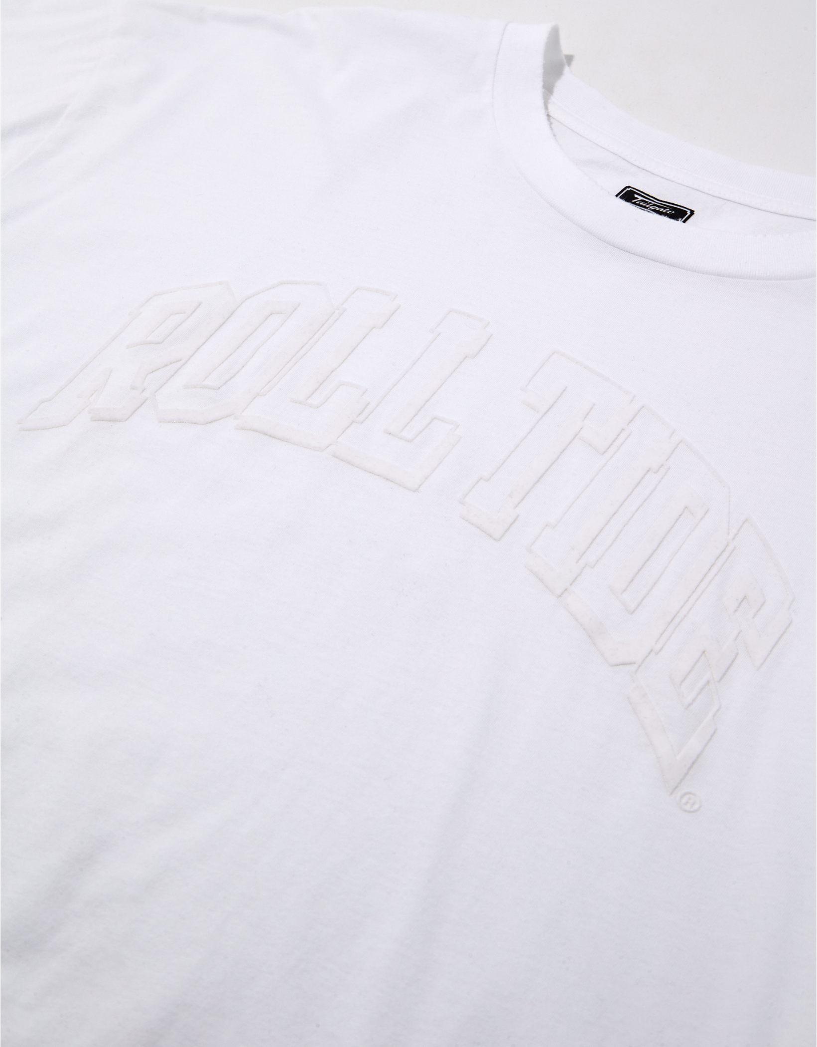 Tailgate Women's Alabama Crimson Tide Tonal Graphic T-Shirt