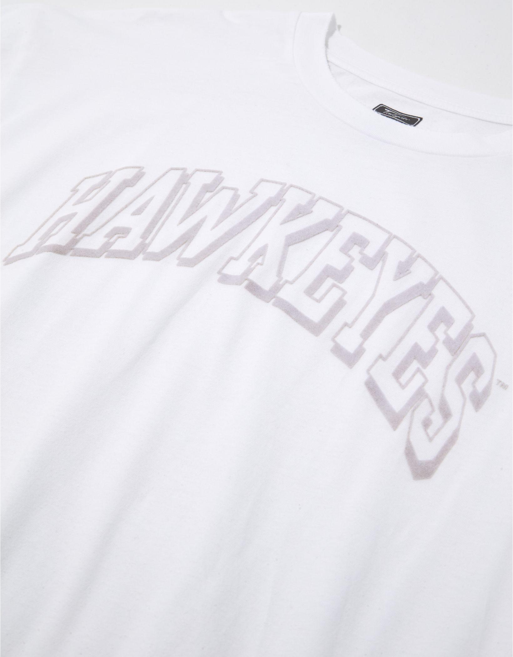 Tailgate Women's Iowa Hawkeyes Tonal Graphic T-Shirt