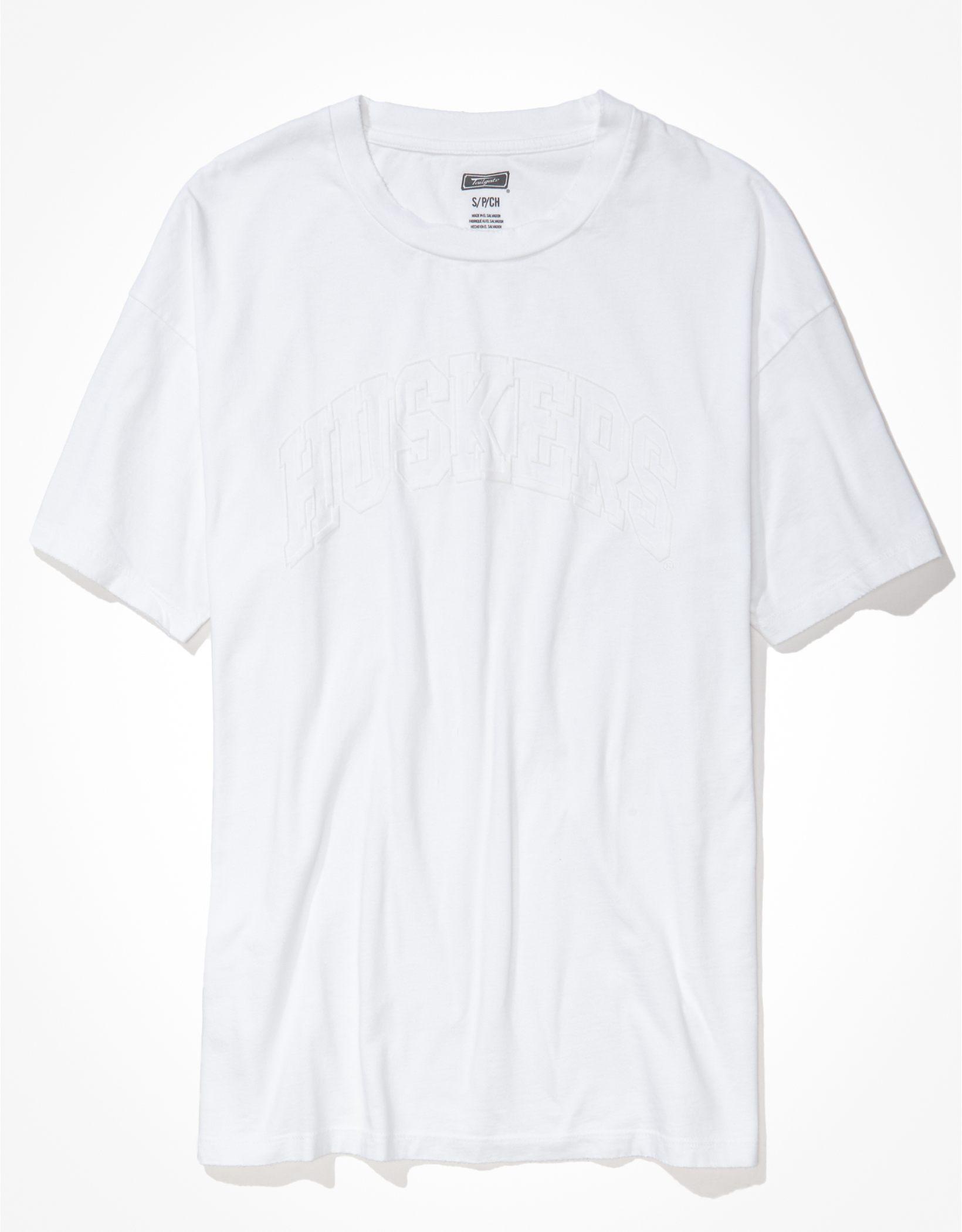 Tailgate Women's Nebraska Cornhuskers Tonal Graphic T-Shirt