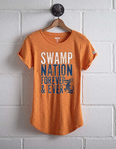 Tailgate Florida Swamp T-Shirt -