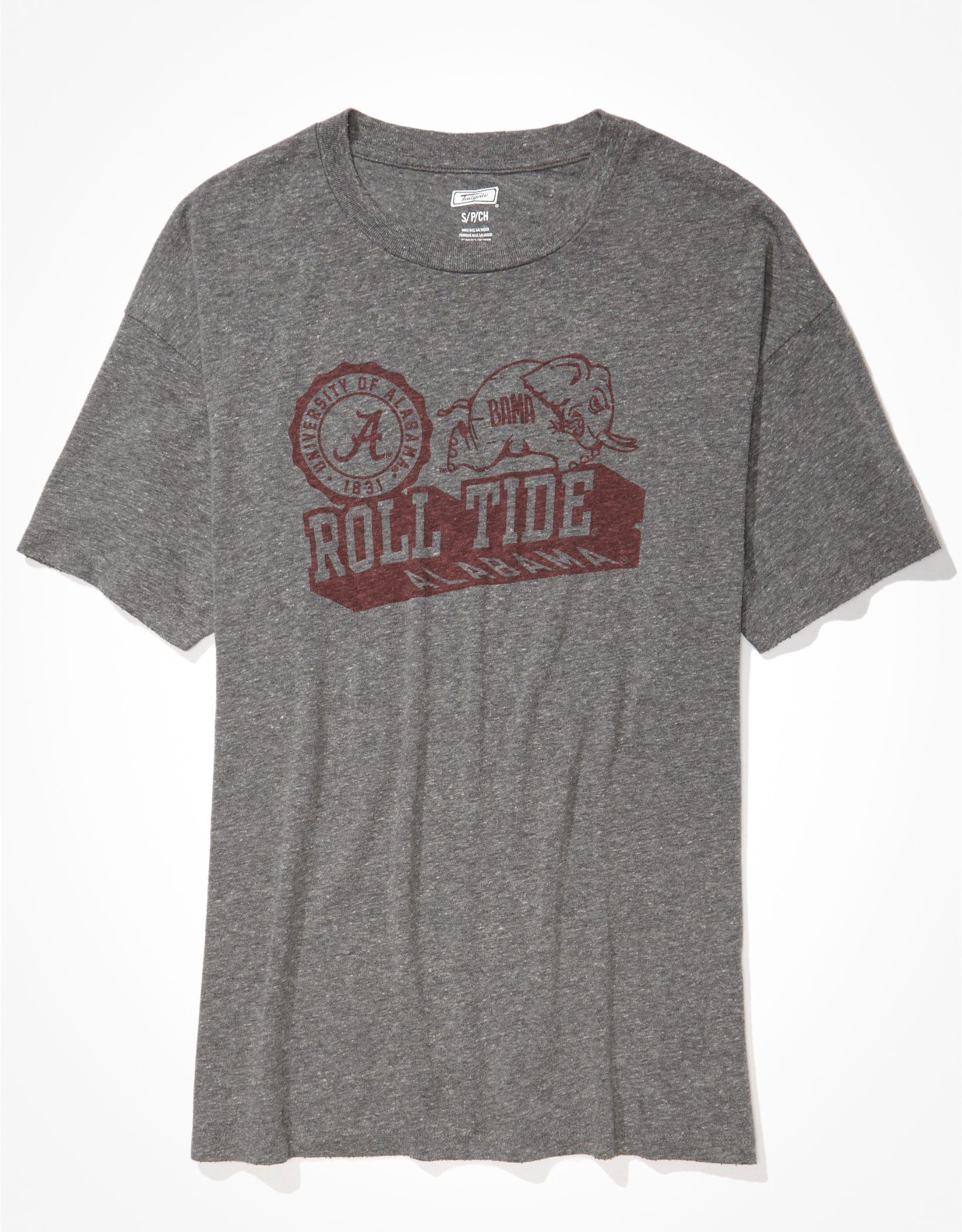 Tailgate Women's Alabama Crimson Tide Graphic T-Shirt